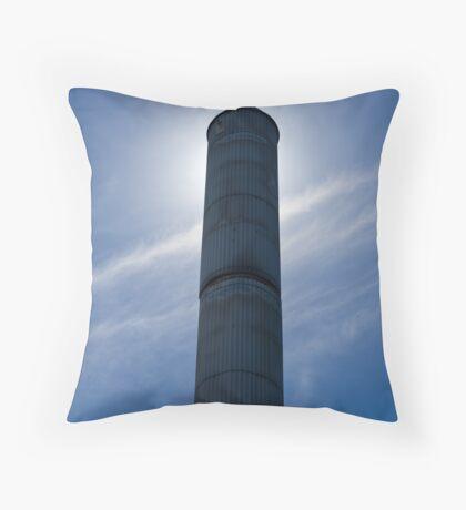 Long hot & hard Throw Pillow