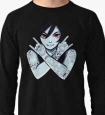 Vampire Queen Lightweight Sweatshirt