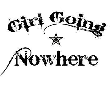 Girl Going Nowhere by JbandFKllc