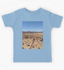 an awesome Mauritania landscape Kids Tee