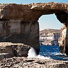The Azure Window by PhotoWorks