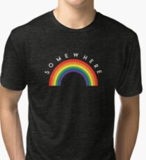 Over The Rainbow Tri-blend T-Shirt