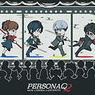 Persona Q2 by SnipSnipArt