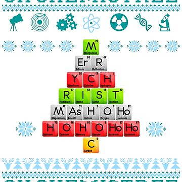 Oh ugly sweater Chemistree, Periodic, Chemistry t shirt by bestdesign4u