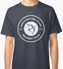 North Sentinel Island Archery Team Classic T-Shirt