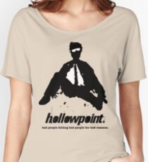 Hollowpoint - moving on Women's Relaxed Fit T-Shirt