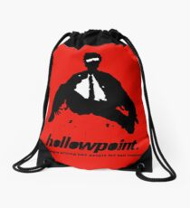 Hollowpoint - moving on Drawstring Bag