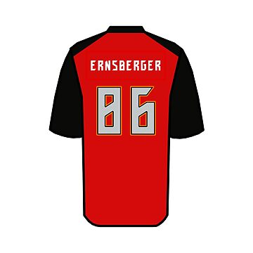Donnie Ernsberger Jersey by Kate832