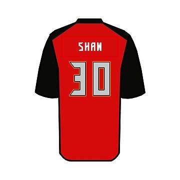 Josh Shaw Jersey by Kate832