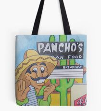 Fan Art-Poncho's Tote Bag