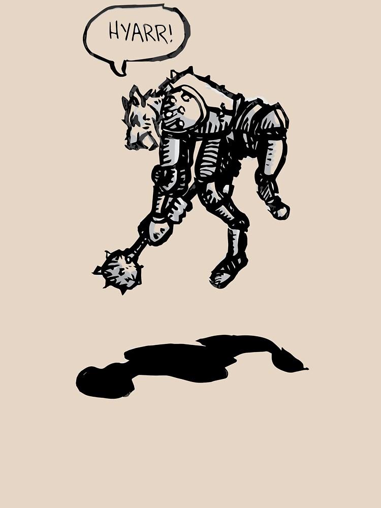 Sketch - Hyarr! by vsca