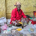 Ayurvedic medicine seller - with Certificate! by indiafrank
