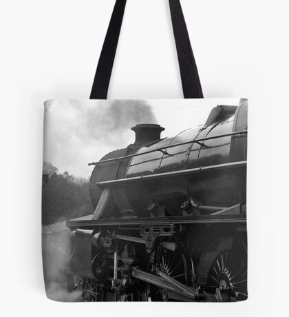 Getting Steam Up Tote Bag