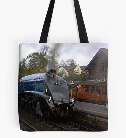 Sir Nigel Gresley - Grosmont Tote Bag