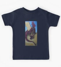 Red Dragon T-shirt Kids Clothes