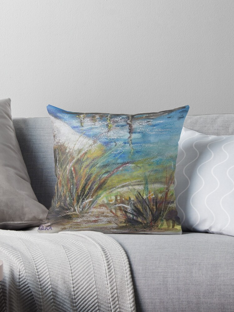 Tranquil Shores by Dianne  Ilka