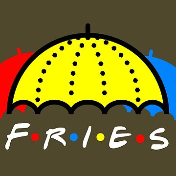 Fries | French Friends by PureCreations
