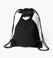 Verrrry Dark Princess Drawstring Bag