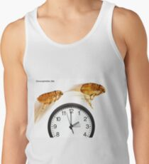 Spring forward with springy fleas Men's Tank Top