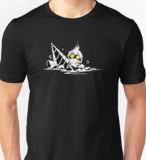 Gurren Lagann - Simon Credits Unisex T-Shirt