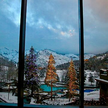 View From the Lodge by lenzart
