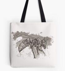 Wasp Machine Tote Bag