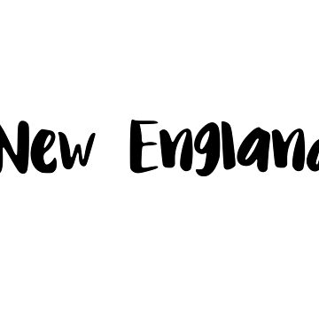 New England by FTML