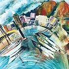 Townsville Shines by Skye Elizabeth  Tranter