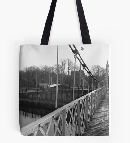 Just Another Shot Of The Shakey Bridge Tote Bag