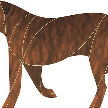 Year of the Dog - Presa Canario by Kelgrid