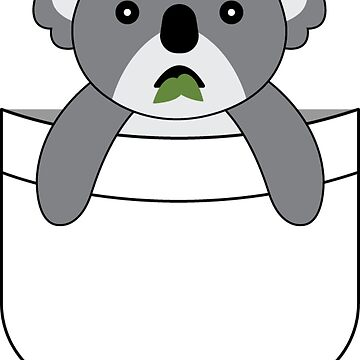 Pocket Koala by Julegendju