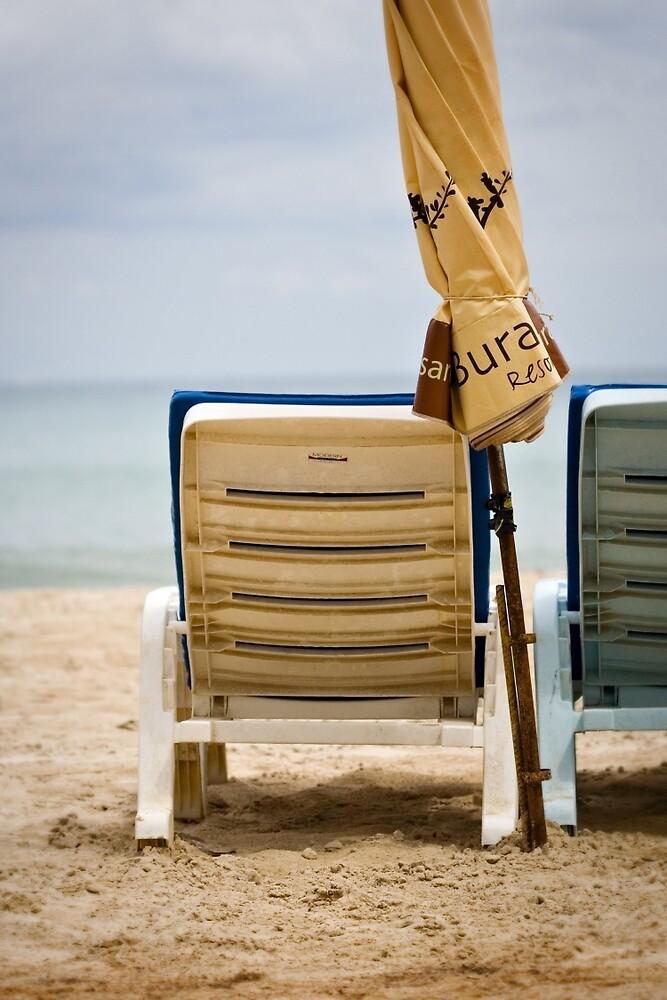 beach chair by Martin Pot