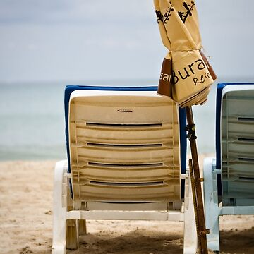 beach chair by martybugs