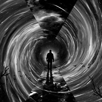 Spacetime by nicebleed
