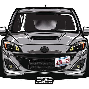 MazdaSpeed (motoinmotion) by SprayPatrick