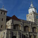 Portsmouth Cathedral by wiggyofipswich