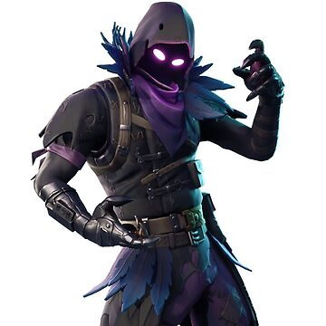 Raven - Fortnite by Connorlikepie