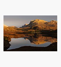 Kernsary Sunset Photographic Print