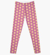 Sun Tangled - Rapunzel Leggings
