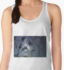 Time Warp. Time and Space, General Relativity. Women's Tank Top