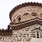Gritty Beauty - a Centuries Old Byzantine Church with Marvelous Masonwork by Georgia Mizuleva