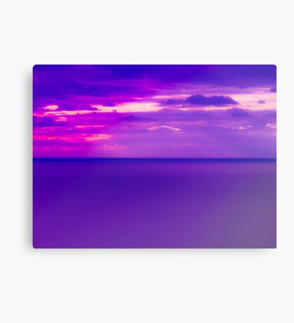 Lilac Dreams Canvas Print