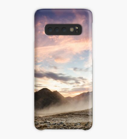 The Devil's Sunset Case/Skin for Samsung Galaxy