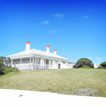 *Lighthouse Keeper's Cottage, Portland, Vic.* by EdsMum