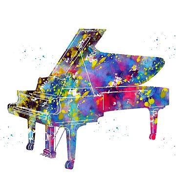 Piano by erzebetth