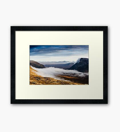 Chrulaiste and The Bookil Framed Print