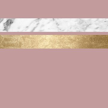 Mauve in the night marble  by marbleco