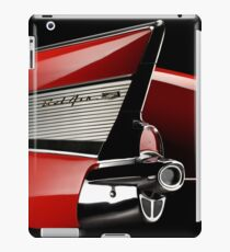 1957 Chevrolet Bel Air iPad Case/Skin