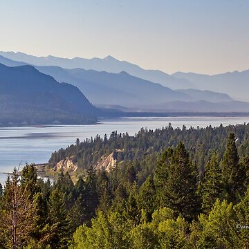Columbia Lake - British Columbia by Photograph2u