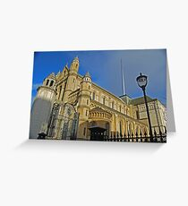 Beacon of Hope-Spire Greeting Card